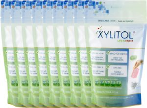 Box of 9x250g Pouches Xylitol (BIRCH)